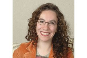 Writer Naomi Novik, who started out writing fanfiction, wrote her first novel after it was suggested by a friend.