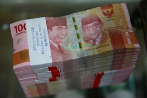 The rupiah hit its weakest level since October 2015, at 14,630 a dollar, before recovering slightly on 14 Aug, 2018.