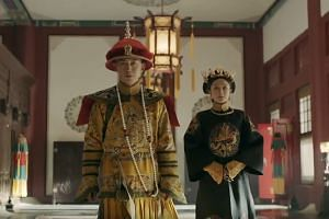 The Story Of Yanxi Palace, co-produced by China's biggest streaming platform iQiyi and production company Huanyu Film, garnered 530 million views, on Aug 12.