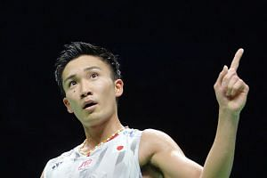 Kento Momota, Japan's newly minted badminton world champion, will carry his nation's hopes of an Asiad gold medal in the men's singles competition.
