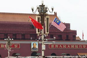 Malaysian prime minister Tun Dr Mahathir, who is on a five-day visit to China, also invited Chinese companies to invest in his country, adding that Malaysia wanted to learn from Chinese manufacturers.