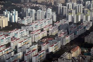 Previously, the Lease Buyback Scheme was restricted to those living in four-room or smaller flats.