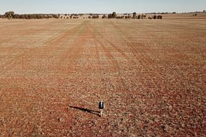 Australia, one of the world's worst per capita greenhouse gas polluters, is in the middle of its worst drought in 60 years.