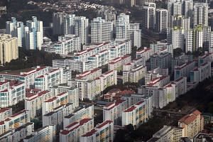 Housing Board flats are set to be upgraded twice in their 99-year lifespans.