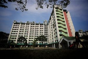 Block 1 Lorong 7 Toa Payoh, which is 50 years old, is home to some of the oldest non-rental flats. Some residents say moving house is disruptive, while others think a payout can go towards their next home or be passed on to their children.
