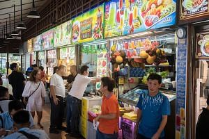 Singapore will be nominating its hawker culture for Unesco's Representative List of the Intangible Cultural Heritage of Humanity.