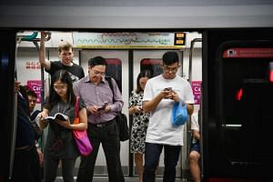 The June report recorded a satisfaction level of 86 per cent among those surveyed with the overall public transport situation in Singapore.