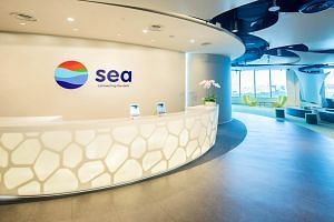 Sea Ltd. has struggled with losses since an initial public offering in October.