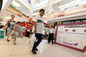 Among the shopping complexes that are seeing a flurry of activity are Johor Baru City Square, Komtar JBCC, KSL City, Plaza Pelangi, AEON Bukit Indah and AEON Tebrau.