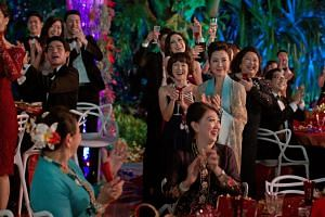 The SFC said its mandate is to grow the local media ecosystem and provide development opportunities for Singapore's media professionals. It noted that the Crazy Rich Asians movie created jobs for 12 cast members and 297 production crew members.