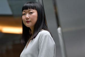 Industrial designer Olivia Lee is Her World's Young Woman Achiever 2018.