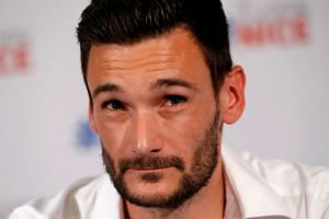 Lloris was stopped by police in central London.