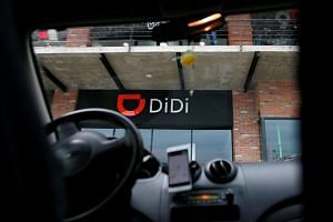Chinese ride-hailing giant Didi Chuxing said it would suspend Didi Hitch - a service which allows passengers travelling in the same direction to share the cost of the trip - beginning midnight on Aug 27, 2018.