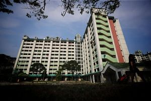 Block 1 Lorong 7 Toa Payoh, which is 50 years old, is one of the oldest blocks of non-rental flats and could be a candidate for the Voluntary Early Redevelopment Scheme.