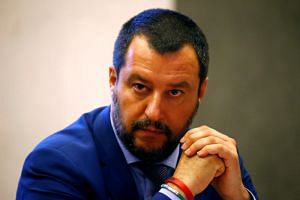 Italy's Interior Minister Matteo Salvini had insisted that migrants on board the ship Diciotti would not be allowed ashore until other EU states agree to take them in, leaving them trapped for days.