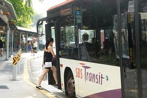 LTA said that single-deck public service buses, which can typically carry up to 90 passengers and are currently operating on regular services, will be used during the trial.