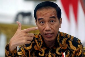 """Indonesian President Joko Widodo wants to build """"10 new Balis"""", and attract 17 million foreign visitors this year and 20 million in 2019."""