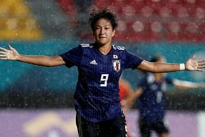 Japan's Yuika Sugasawa scored with just seconds left to beat China 1-0 to regain the Asian Games women's football title.
