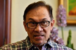 Anwar Ibrahim said, however, that he has yet to decide which parliamentary seat he will contest in.