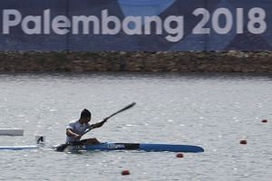 Mervyn Toh finished third in a time of 36.314 seconds at the Jakabaring Sports City in Palembang, Indonesia.