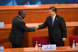 China has increasingly courted Africa, as it seeks out resources and new markets. Since the triennial forum began in 2000, China has extended about US$125 billion in loans to the continent.