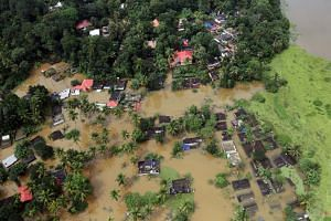 The surge in cases comes after torrential rain beginning on Aug 8 flooded almost the entire state, killing hundreds of people, destroying thousands of homes and causing at least 200 billion rupees (S$3.9 billion) worth of damage.