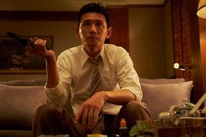 South Korean actor Hwang Jung-min in The Spy Gone North.