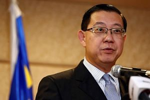 Malaysia's Finance Minister Lim Guan Eng was acquitted of two graft charges, on Sept 3, 2018.