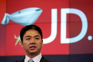 Mr Richard Liu's company, JD.com, courts the country's growing middle class with quality brand products instead of the shoddy copycats that are common on the Chinese internet.