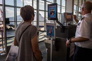 Over time, officials say the biometric recognition system will allow a traveller's face to eliminate the need for a boarding pass.