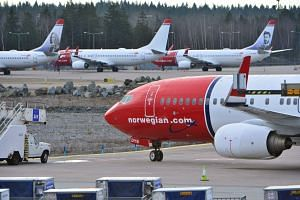 Norwegian Air launched direct flights to Changi Airport from London's Gatwick four times a week in September 2017.