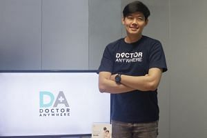 Lim Wai Mun was an investment officer in the energy space before setting up telehealth company Doctor Anywhere in 2015.