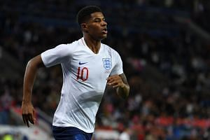 Marcus Rashford scored both England's goals in a 2-1 defeat by Spain and 1-0 victory over Switzerland in the past week.