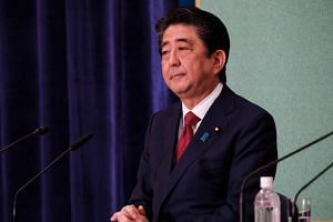 Japanese Prime Minister Shinzo Abe said the upcoming meetings in November and December will be important to the trust-building process.