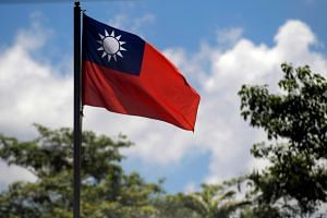 Taipei is actively but discreetly broadening security ties with regional powers beyond its long-standing relationship with the United States.