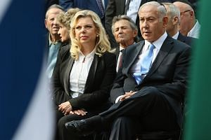 Prime Minister Benjamin Netanyahu has been the target of several corruption or abuse of office investigations and his wife Sara has come under suspicion of taking bribes too.