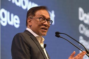 The national economic policy was just one of the many Malaysian reforms Datuk Seri Anwar spoke about during the S. Rajaratnam Endowment Dialogue at the Singapore Summit 2018.