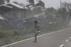 It could be days or weeks before the storm's true human toll is known. It will also take time to assess how much damage was done to the country's prime agricultural region and to the economy.