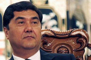 Nur Bekri is one of China's most senior Uighur officials and a former governor of the restive region of Xinjiang.