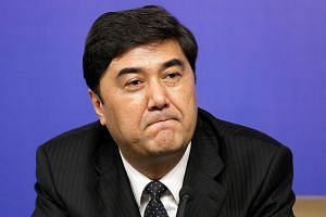 National Energy Administration director Nur Bekri is said to be under probe on suspicion of breaking the law and violating party discipline, the usual euphemism for graft but which could also refer to other legal problems.