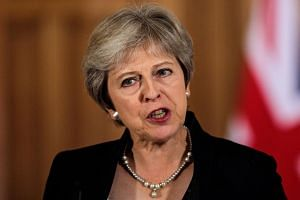 Some ministers will demand an alternative plan to British Prime Minister Theresa May's