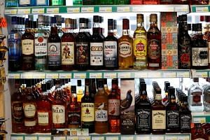 On average, the 2.3 billion people currently considered drinkers - meaning they have drunk alcohol at least once in the past year - consume 33g of pure alcohol per day.