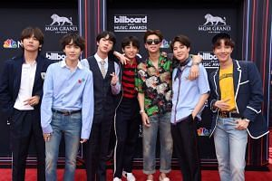 """K-pop group BTS (above) will speak at the launch of the """"Generation Unlimited"""" Unicef campaign on Sept 24, 2018."""