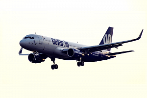 The man was travelling on a GoAir flight from New Delhi to Patna when he attempted to open the aircraft's rear exit.