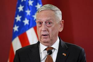 US Defence Secretary Jim Mattis travelled to China in June in an attempt to deepen military-to-military dialogue with Beijing.