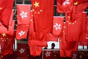 Article 23 of semi-autonomous Hong Kong's mini-constitution, the Basic Law, says the city must enact national security laws to prohibit
