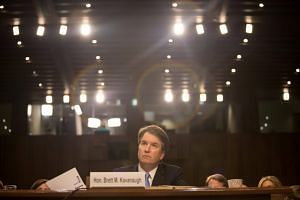 According to an anonymous complaint, Judge Kavanaugh physically assaulted a woman he socialised with in the Washington area in 1998 while he was inebriated.