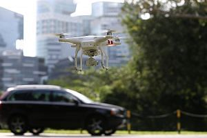 A drone test zone in one-north as well as nationwide plans to develop a regulatory framework are all part of the foundation building for a future in which drones play a bigger role in Singapore's economy.