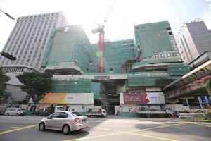 The new six-storey Funan mall will utilise video analytics to study shopper traffic and crowd density, which will help CapitaLand to adjust tenant mix and placement.