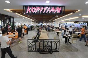 The acquisition of Kopitiam and its subsidiaries, which spans 80 outlets comprising 56 foodcourts, 21 coffee shops and three hawker centres, as well as two central kitchens, was announced on Sept 21, 2018.